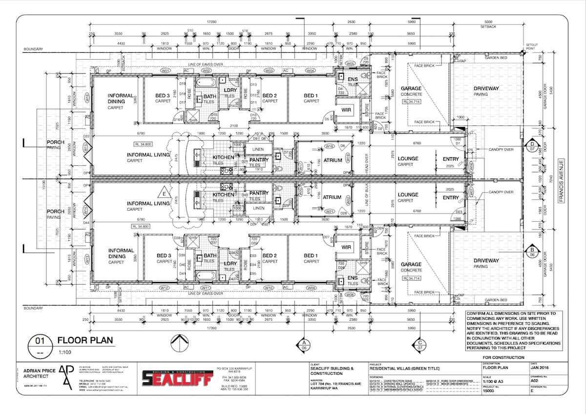 Technical drawing floor plan best free home design for Building design courses